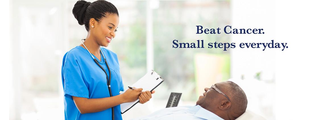 Dr Mboyi inc. Beat Cancer